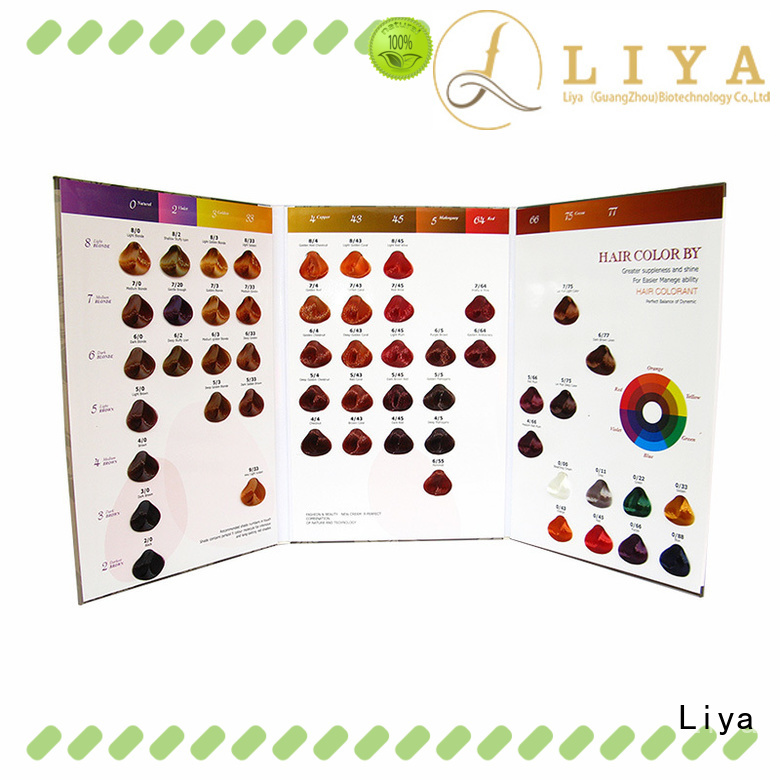 hair dye colors chart needed for hairdressing