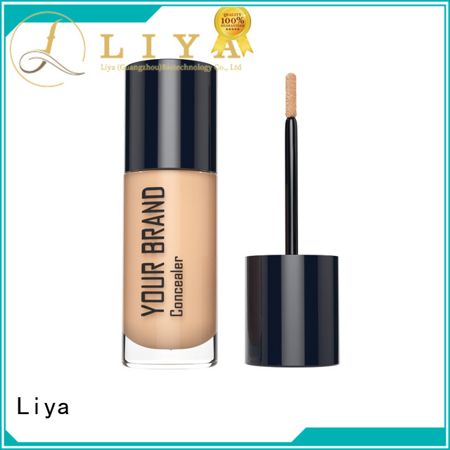 Liya hot selling face cosmetics widely applied for long lasting makeup