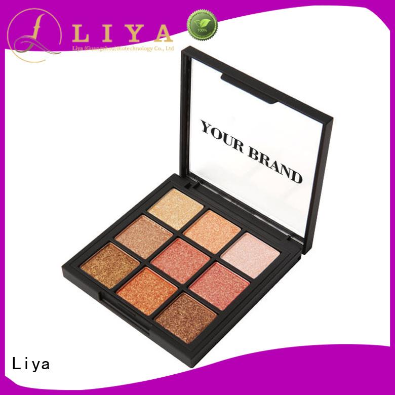 Liya useful eye shadow products good for eye makeup
