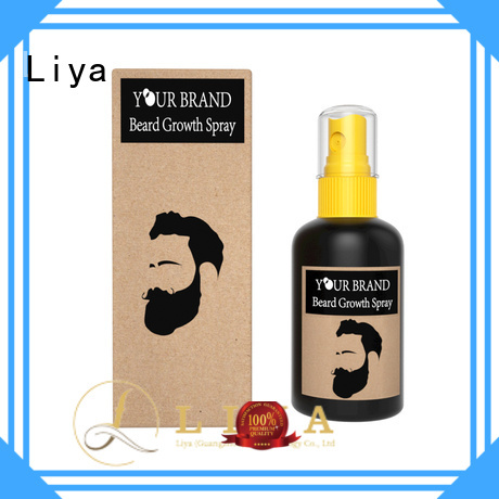 Liya beard growth oil popular for men