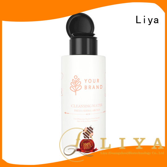 cleansing water satisfying for removing make up