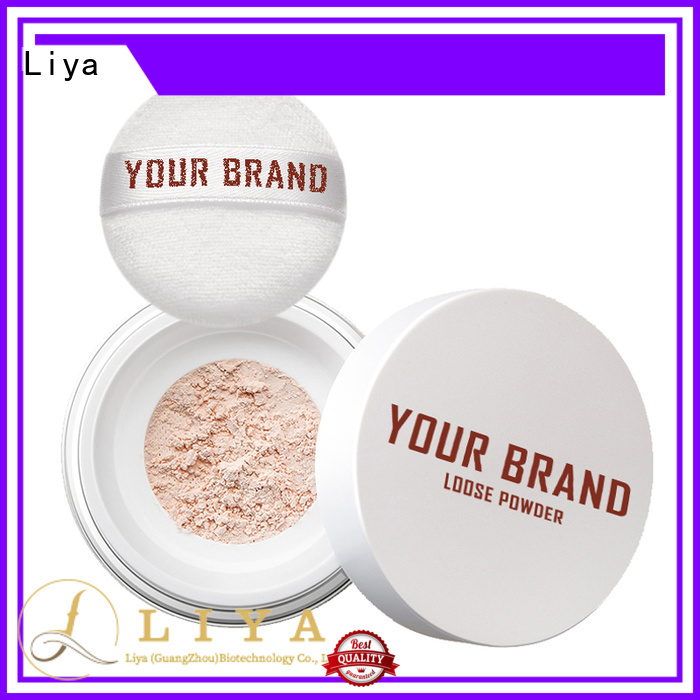 Liya best face powder widely applied for oil control of face