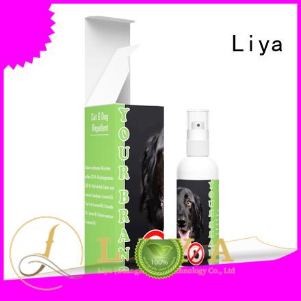 cat shampoo pet grooming Liya