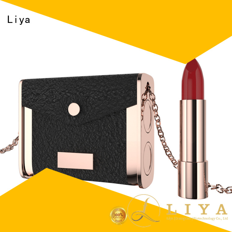Liya lip makeup products dress up