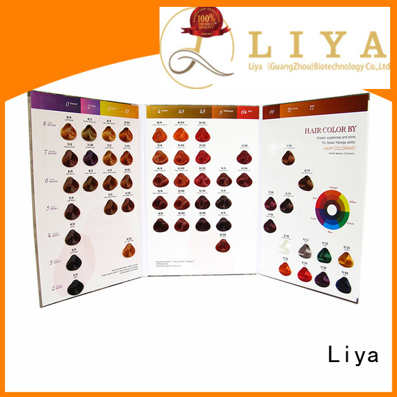 good quality hair dye colors chart widely applied for hair shop