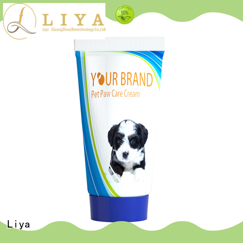 Liya puppy shampoo popular for pet grooming