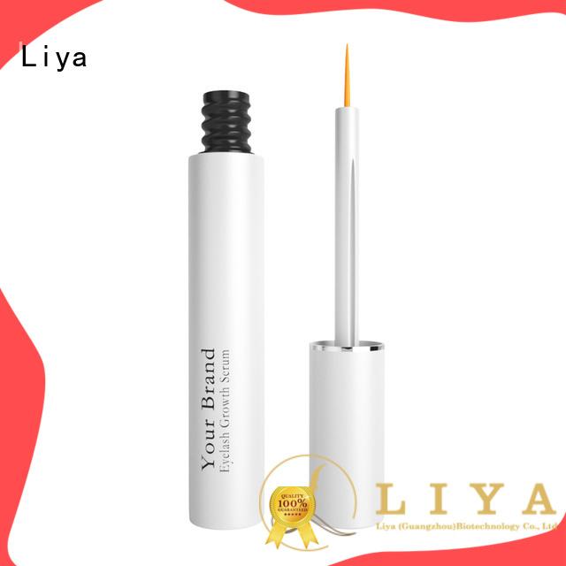 Liya eyelash serum great for eyelash care