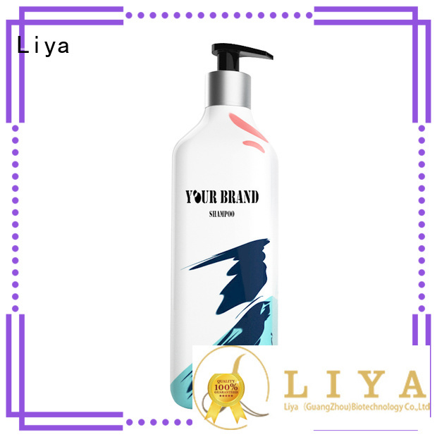 Liya top rated shampoo great for hair care