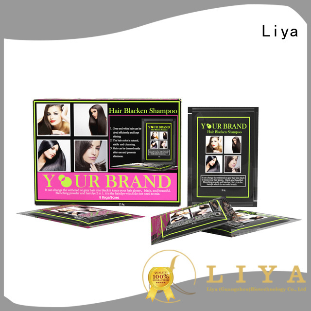 professional hair color nice user experience for hairdressing