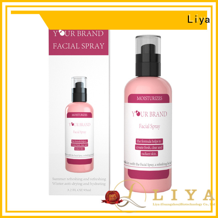 Liya good quality facial spray vendor for face care