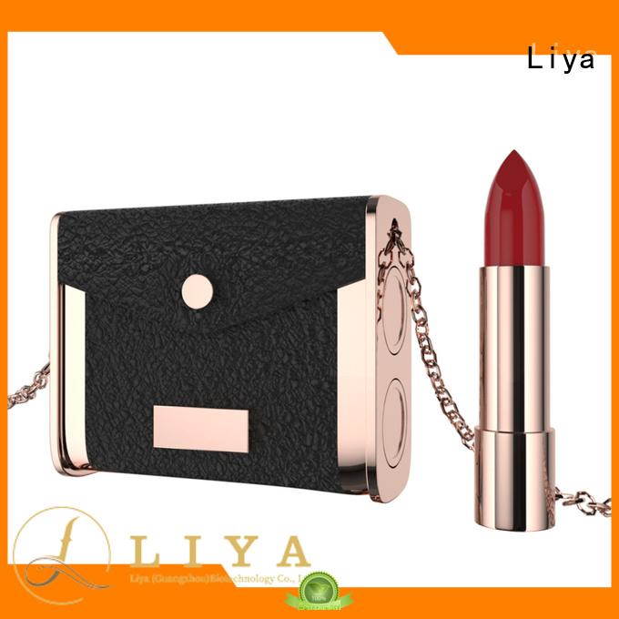 Liya Bulk lip makeup products distributor for make up