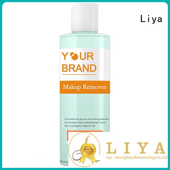 Liya cleansing oil makeup removing