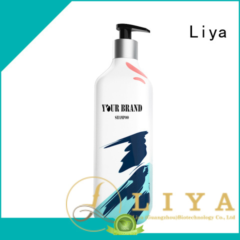 Liya top rated shampoo and conditioner supplier for hair cleaning