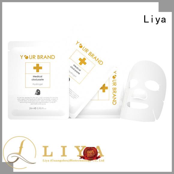 Liya face protection mask optimal for sensitive skin