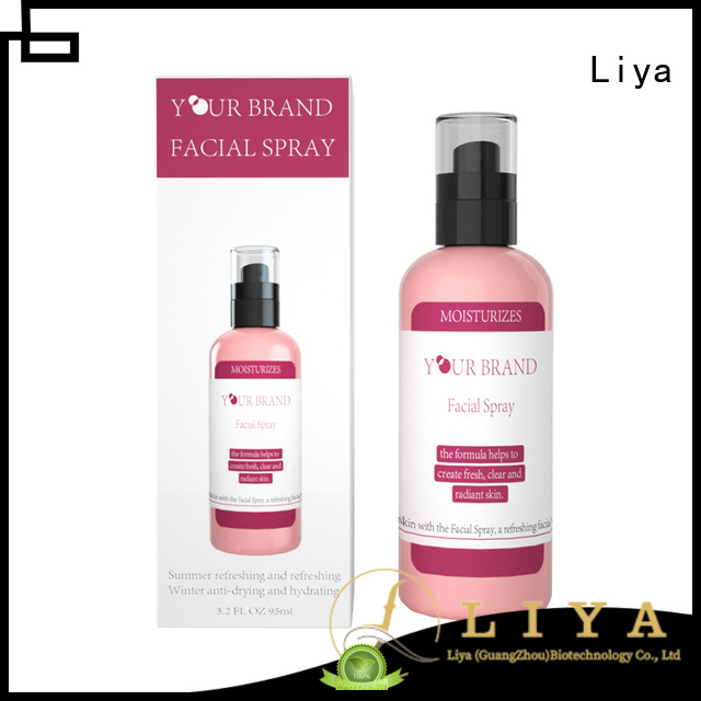 Liya cost saving hydrating face spray face care