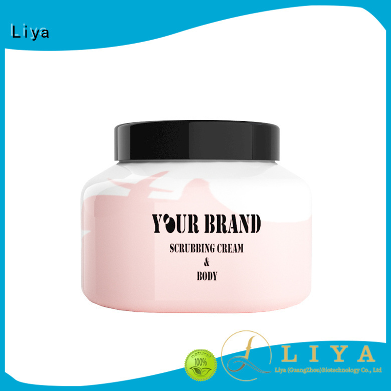 Liya best body scrub vendor for face care