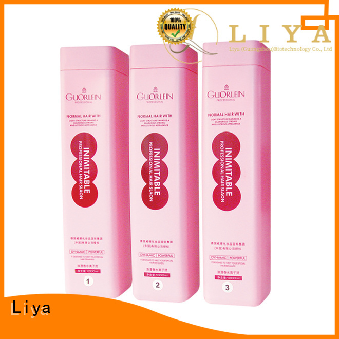 Liya curly hair products widely used for hair treatment