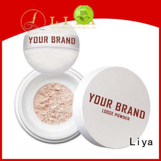 Liya best face powder satisfying for oil control of face
