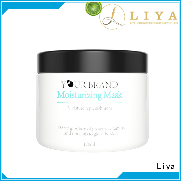 Liya useful face masque great for sensitive skin
