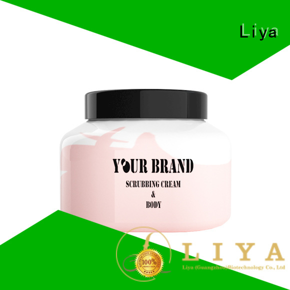 Liya good quality body scrub face care