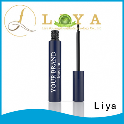 Liya water resistant mascara satisfying for make up