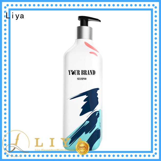 Liya Bulk shampoo supplier for hair care
