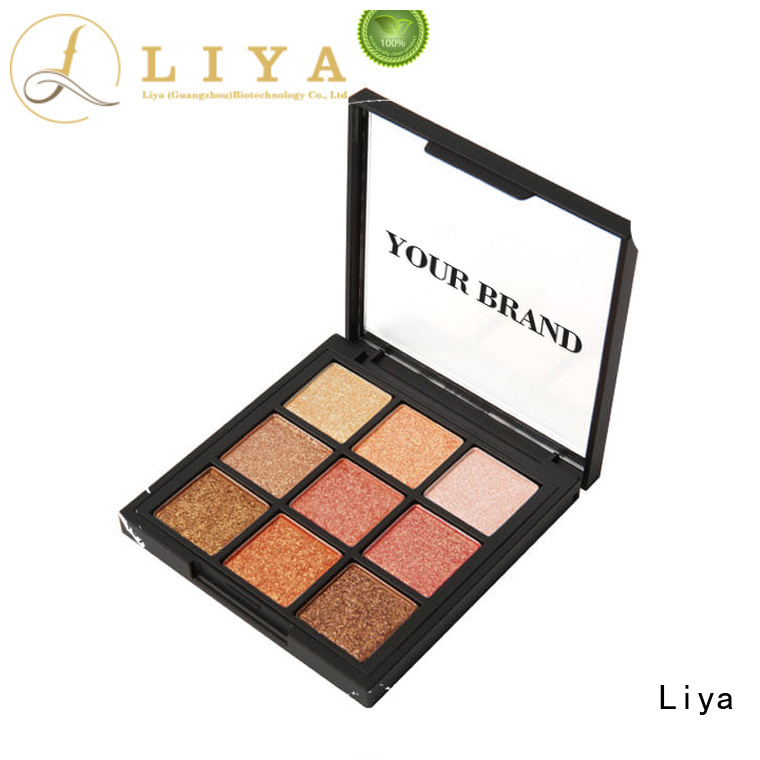 eye shadow products needed for make beauty Liya