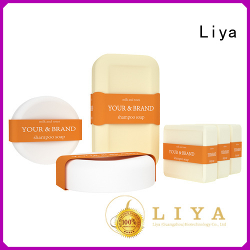 Liya good quality handmade shampoo bar satisfying for hair care
