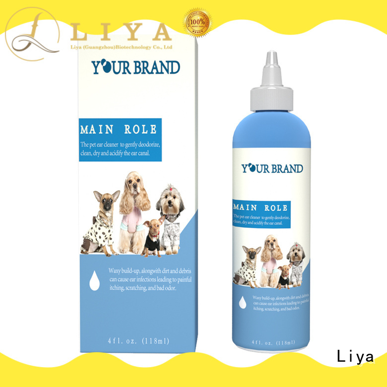 good quality pet shampoo nice user experience for pet grooming