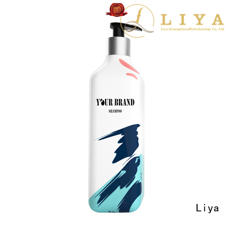 Liya good quality salon shampoo perfect for hair salon
