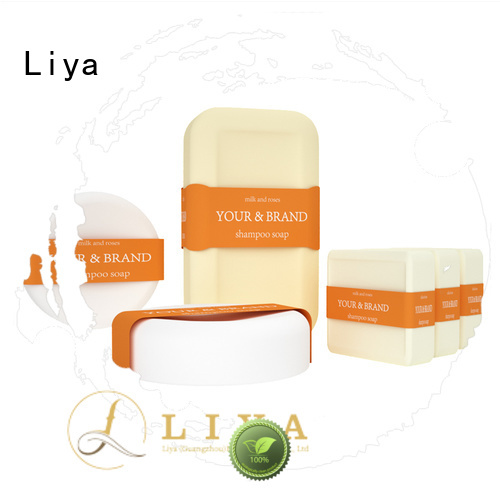 Liya handmade shampoo bar perfect for hair care