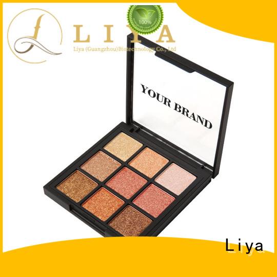 Liya eye shadow distributor for eye makeup