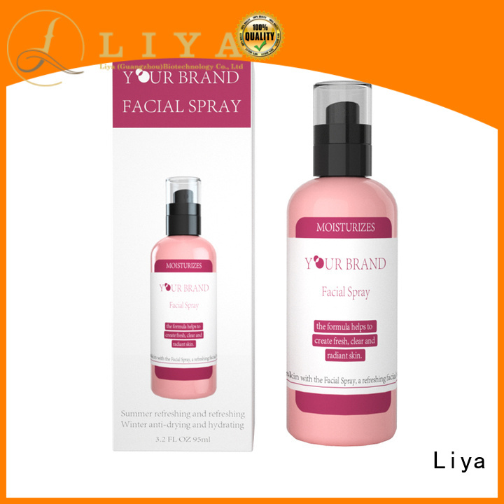 Liya hydrating face spray excellent for face care