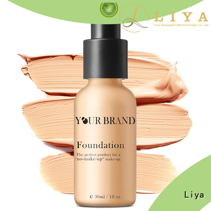 Liya cost saving face makeup product widely applied for make up
