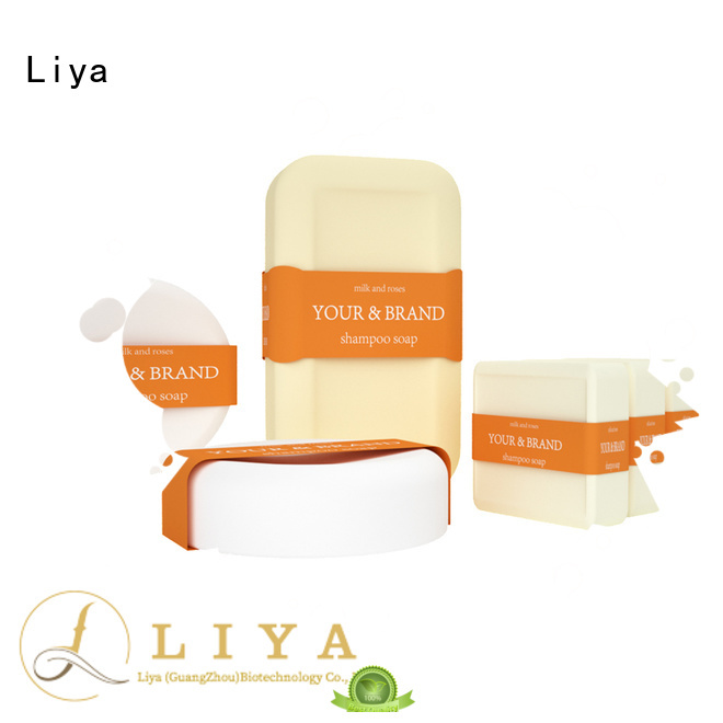 Liya handmade shampoo bar widely used for hair cleaning