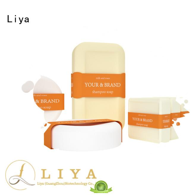 Liya handmade shampoo bar widely used for hair cleaning