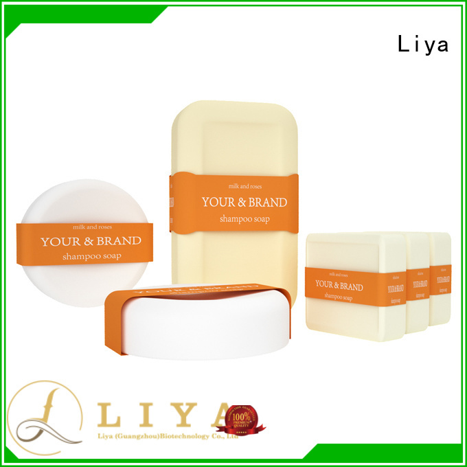 Liya good quality hair soap satisfying for hair care