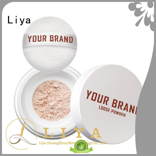 Liya good quality best face powder widely applied for oil control of face