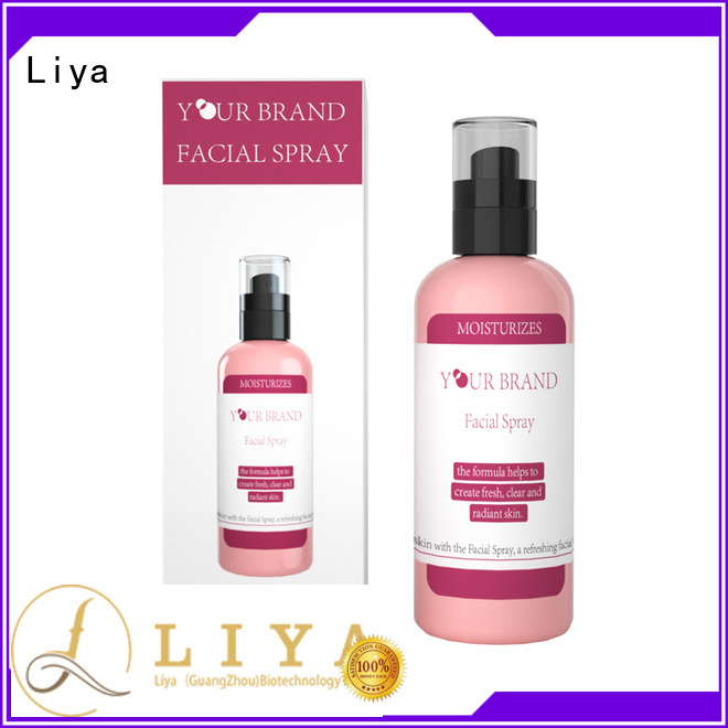 Liya hot selling facial spray supplier for face care