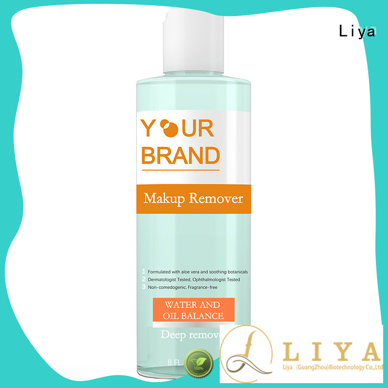 Liya cost effective face makeup remover suitable for