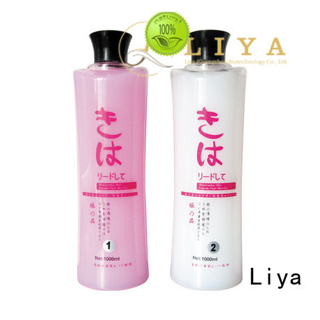 perm cream widely applied for hair salon