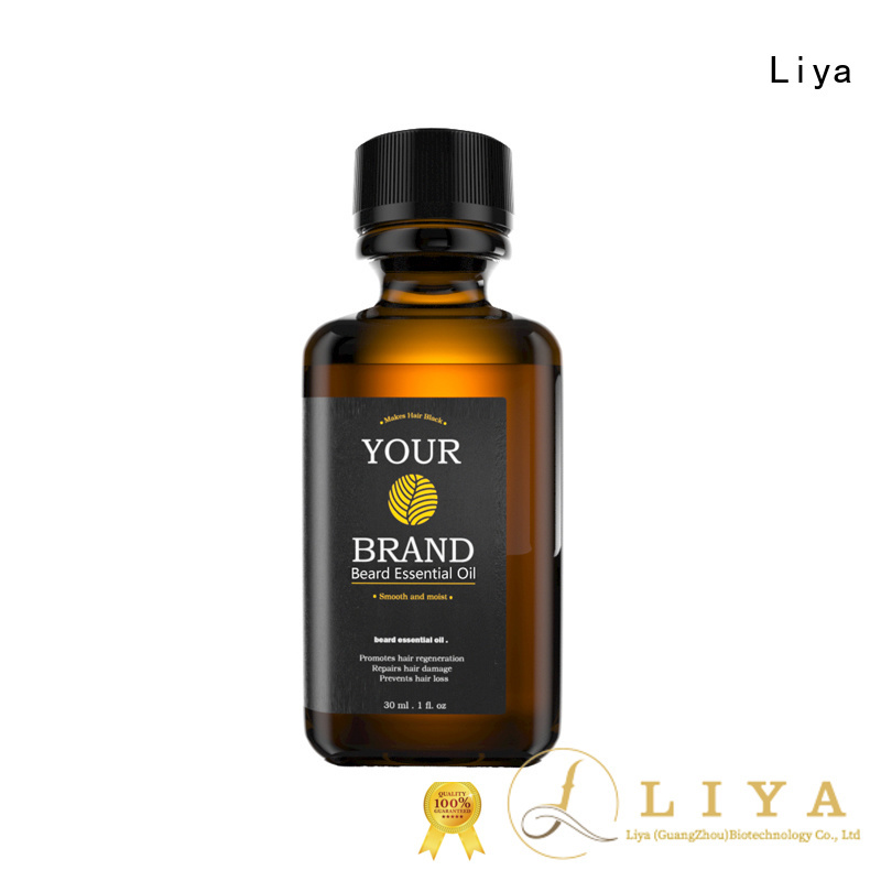Liya top beard oils manufacturer for beard care