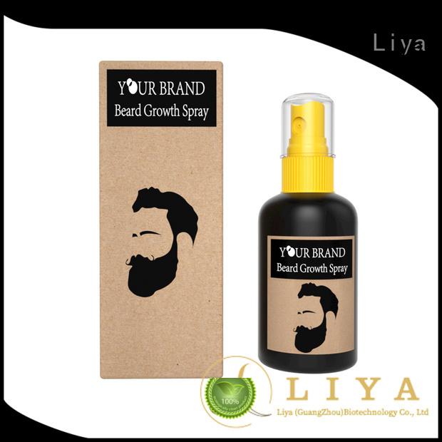 Liya beard growth oil suitable for beard growing