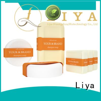 Liya shampoo bar supplier for hair salon