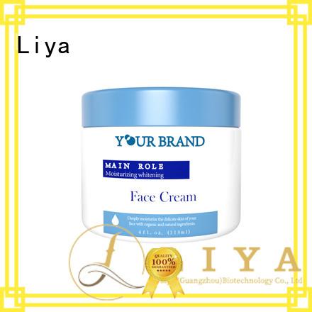 Liya face care cream wholesale for moisturizing