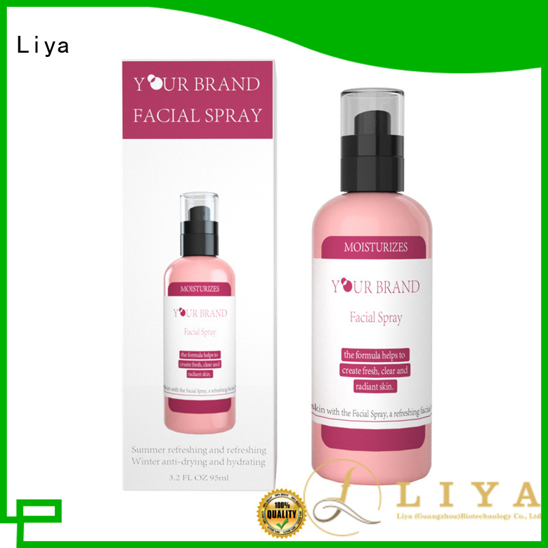 Liya easy to use face mist very useful for skin care