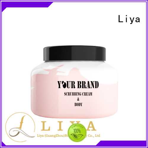Liya economical best body scrub best choice for skin care