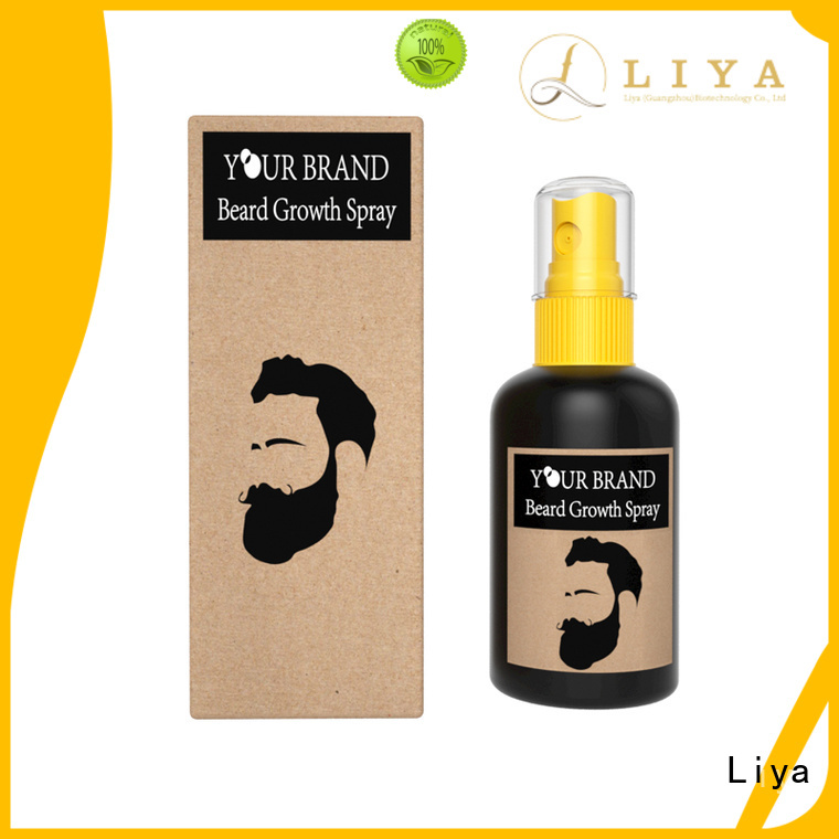 Liya economical beard growth oil excellent for beard care