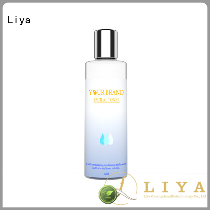 Liya professional good face toner ideal for moisturizing face