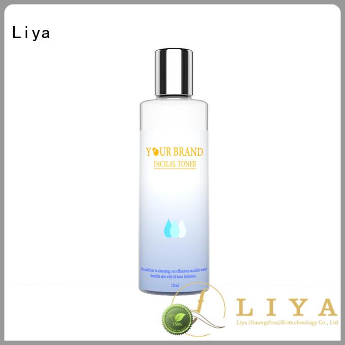 Liya professional good face toner ideal for moisturizing face